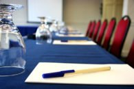 Organization of conferences, seminars